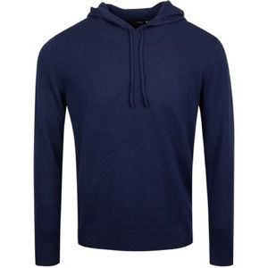 Polo Ralph Lauren Nano Cashmere Hoodie French Navy